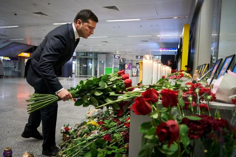 ผู้นำยูเครนยอมรับ! เครื่องบินอาจถูกขีปนาวุธยิงตกจริง แต่ยังยืนยันไม่ได้