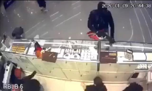 ผู้การฯ ยัน ยังจับโจรปล้นร้านทองไม่ได้