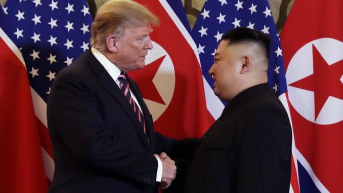 """เกาหลีเหนือรับคำอวยพรวันเกิดคิมจากทรัมป์แล้ว แต่ย้ำ """"ความสัมพันธ์ส่วนตัว"""" ไม่ช่วยอะไร"""