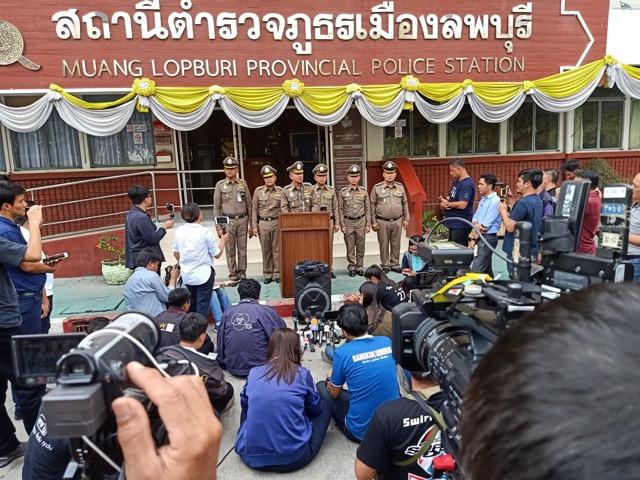 ผบ.ตร.บินด่วนติดตามคดีปล้นทองลพบุรี-เหยื่อ 3 ศพเผาจันทร์นี้