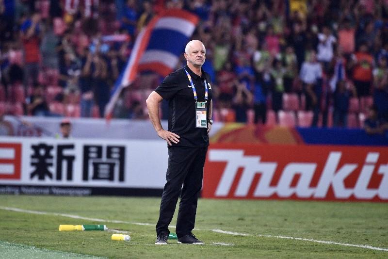 เฮดโค้ชออสเตรเลีย ซูฮกลูกทีม รับความกดดันจากแฟนบอลเจ้าบ้านได้ดี