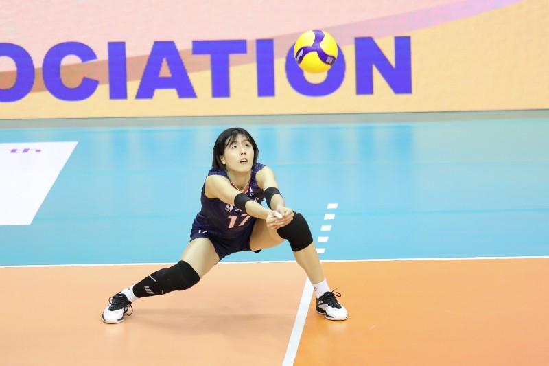 ตบสาวเกาหลีใต้ ดับฝัน ไทย แย่งตั๋ววอลเลย์บอลโอลิมปิกคาบ้าน!