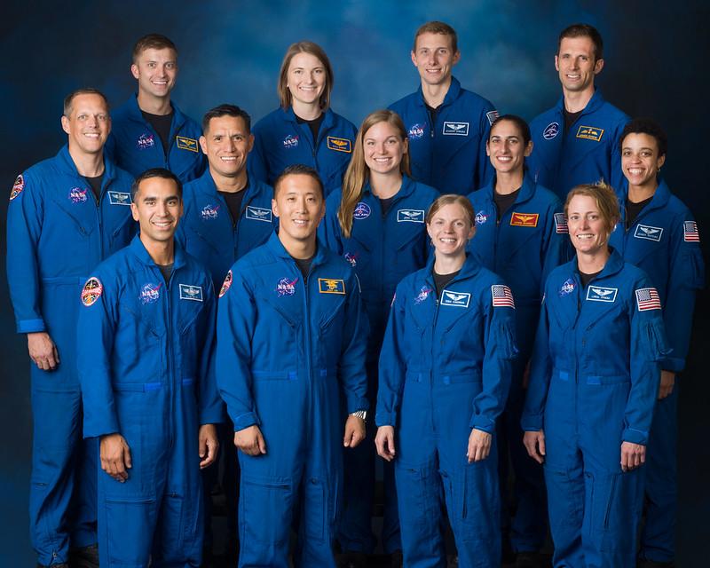 มนุษย์อวกาศชุดใหม่ของนาซา (Cr.NASA)