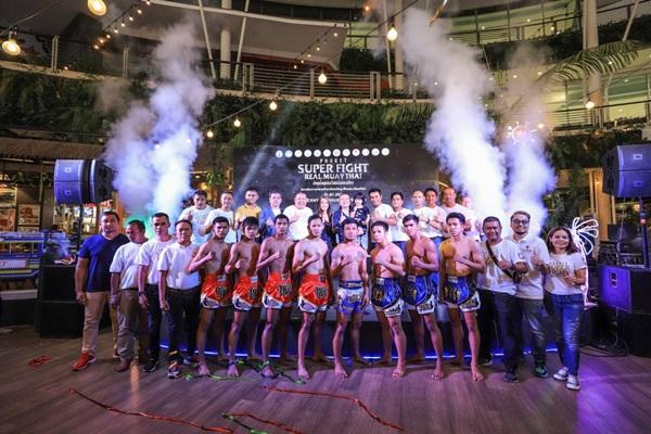 """เกาะภูเก็ตสะเทือนแน่! กับศึกมวยไทยนัดประวัติศาสตร์ """"ภูเก็ตซุปเปอร์ไฟต์ เรียลมวยไทย"""" 31 ม.ค.นี้ ส่งเสริมท่องเที่ยว-เมืองกีฬา"""