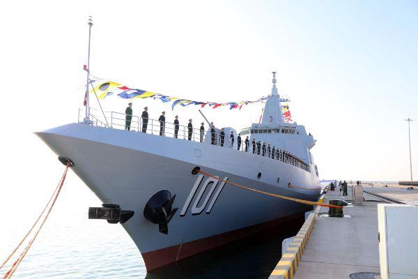 เรือพิฆาตติดขีปนาวุธ 'หนานชาง' เสริมเขี้ยวเล็บทัพเรือจีน
