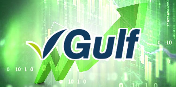 ราคาหุ้นกัลฟ์ เอ็นเนอร์จี พุ่งกระฉูด 7.63% ปรับตัวขึ้นสูงสุดนับตั้งแต่เข้าซื้อขายในตลาดฯ