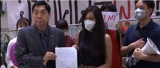 นักศึกษายื่น 3 ข้อเรียกร้องรัฐแก้ปัญหาฝุ่น PM2.5