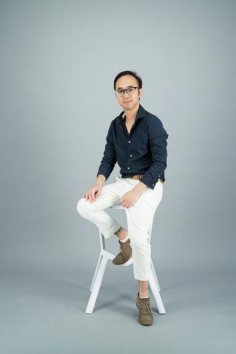 นาย จอร์น แพร์ซัน CEO & Founder of Zaviago