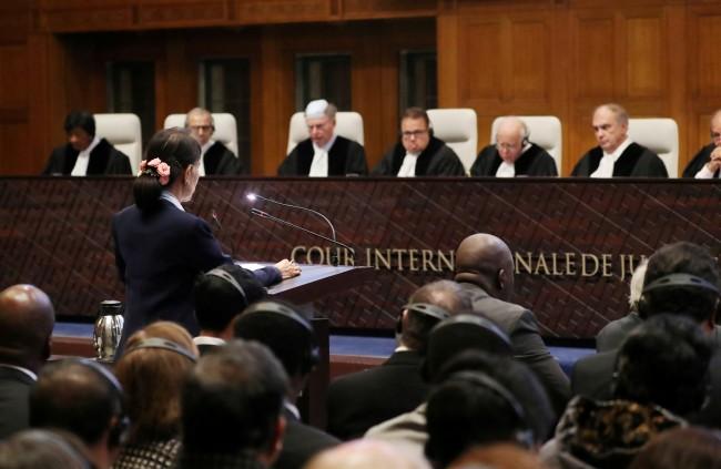 ศาลโลกจ่อออกมาตรการฉุกเฉินคดีล้างเผ่าพันธุ์กับพม่าสัปดาห์หน้า