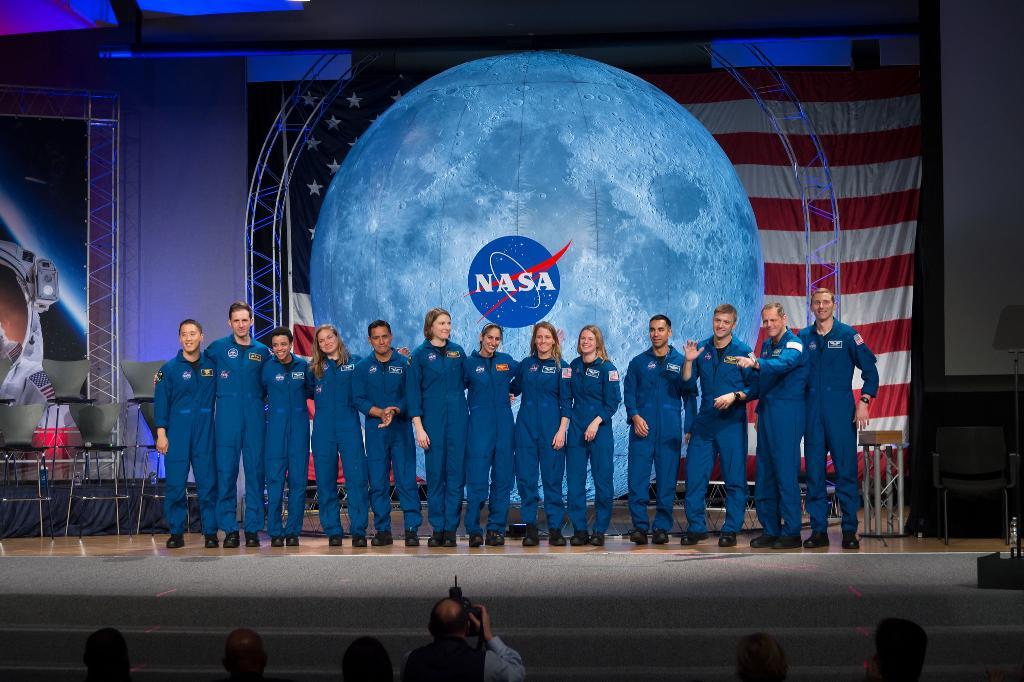 มนุษย์อวกาศชุดใหม่ของนาซา พร้อมสู่การออกสำรวจอวกาศที่ไกลกว่าเดิม (Cr.NASA)