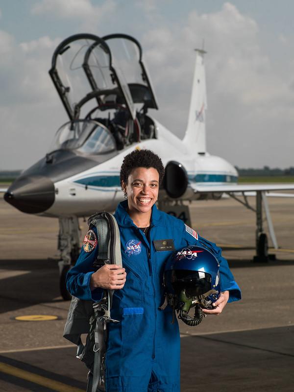 เจสซิกา วัตกินส์ (Cr.NASA)
