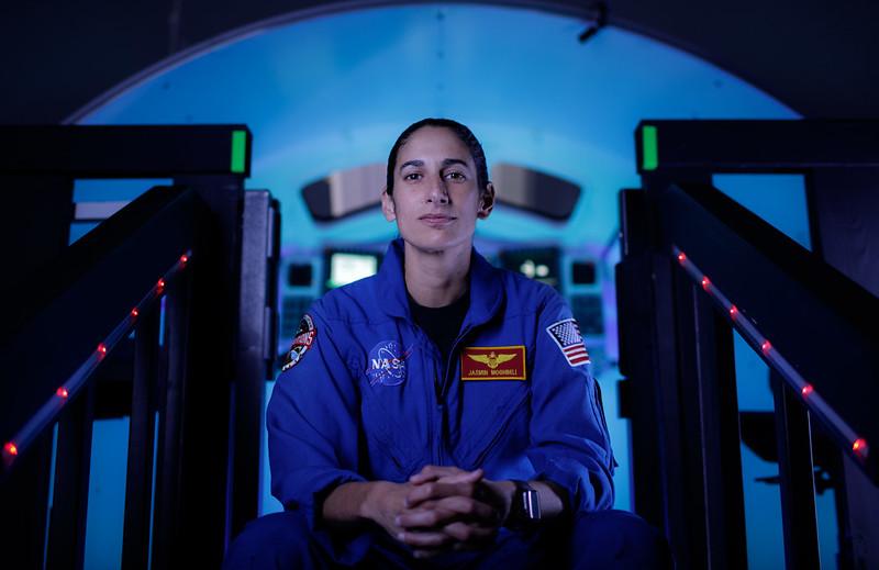 พันตรีจัสมิน มอฟเบลี (Cr.NASA)