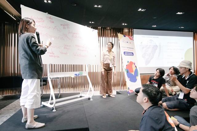 """3 ไอเดียนวัตกรรมเพื่อสังคม กับแนวคิด 'แตกต่างแต่ไม่แตกแยก!' จากโครงการ """"ยูธ โคแล็บ ประเทศไทย"""""""