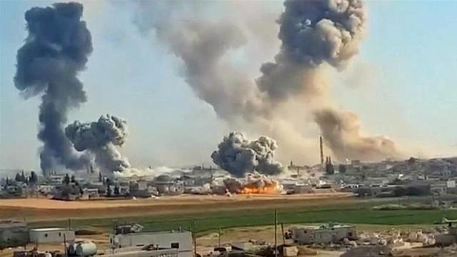 """""""ทหารซีเรีย-ฝ่ายต่อต้าน"""" ปะทะเดือดในจังหวัดอิดลิบ ดับแล้ว 39 ศพ"""