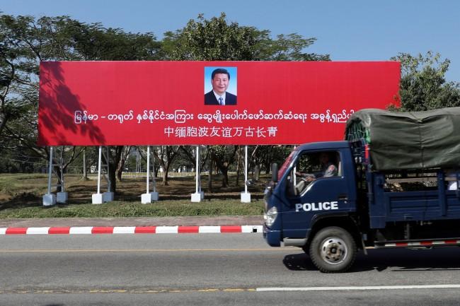ผู้นำจีนเตรียมเยือนพม่าครั้งประวัติศาสตร์คาดคุยโครงการยักษ์เซ็นข้อตกลงหนึ่งแถบหนึ่งเส้นทาง