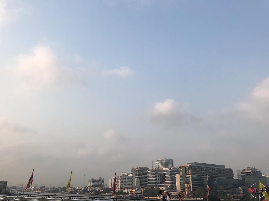 ยังไม่จางหาย! ฝุ่นละออง PM 2.5 กทม.-ปริมณฑล เกินมาตรฐาน 10 แห่ง เตือนลดกิจกรรมกลางแจ้ง-พกหน้ากากอนามัย
