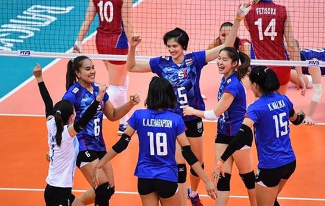 พลาดโอลิมปิกแล้วไง! เปิดผลงานทัพลูกยางสาวไทยรอบ 10 ปี
