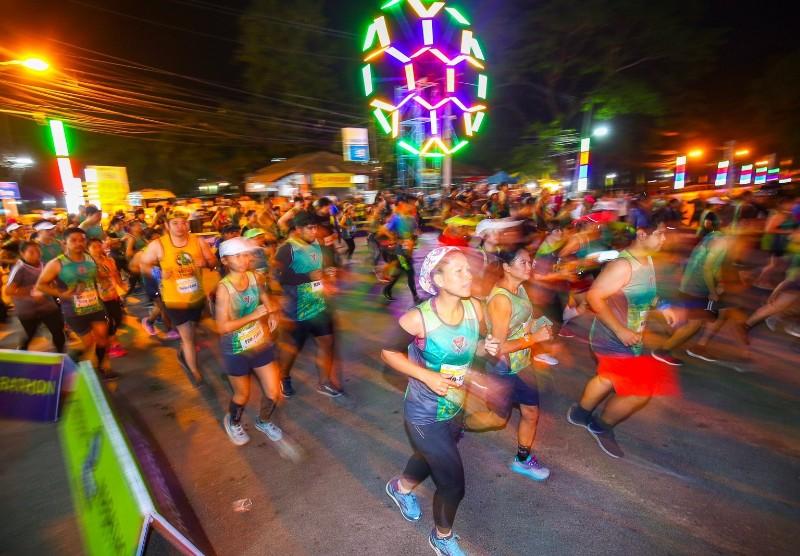"""""""สสส. จอมบึงมาราธอน 2019"""" โชว์มาตรฐาน """"ไทยแลนด์ โรด เรซซิ่ง สแตนดาร์ด"""" งานวิ่งที่ดีที่สุดของเมืองไทย"""