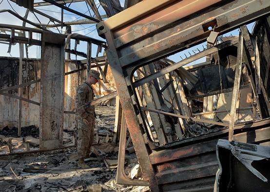 "In Clip: ไหนว่าไม่มีเจ็บ ""กองทัพสหรัฐฯ"" ยอมรับมีทหารไม่ต่ำกว่า 11 นายบาดเจ็บจากอิหร่านโจมตี"