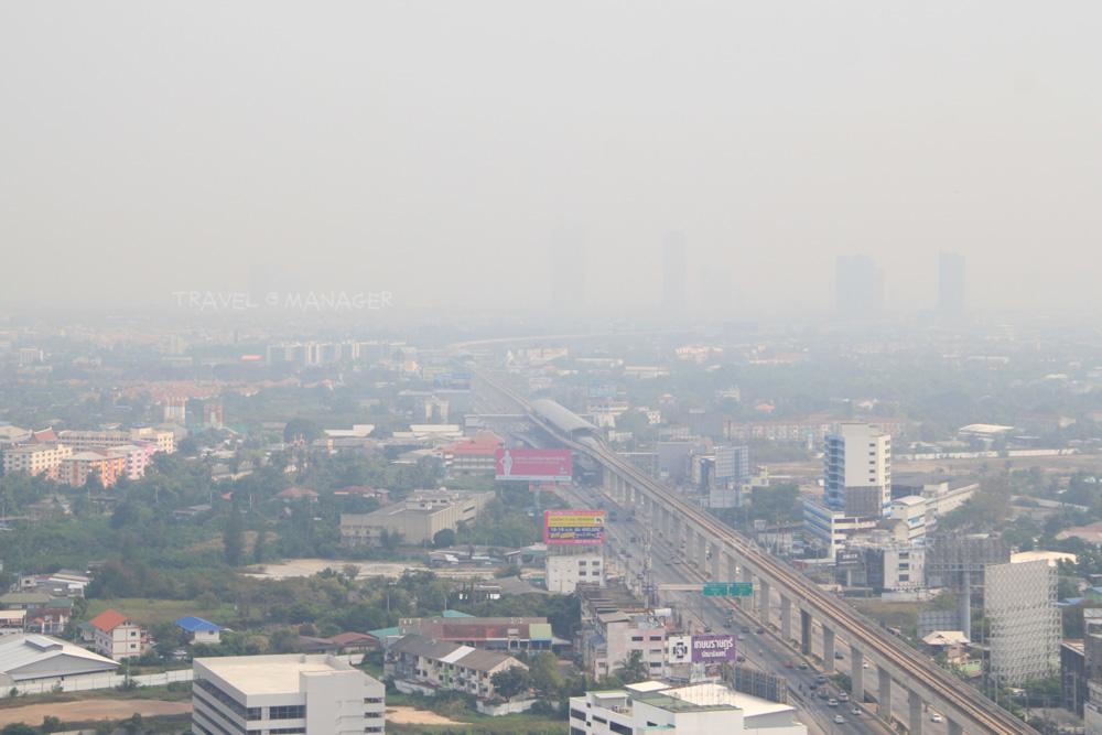ฝุ่นพิษในเมืองใหญ่ที่อันตรายต่อสุขภาพ