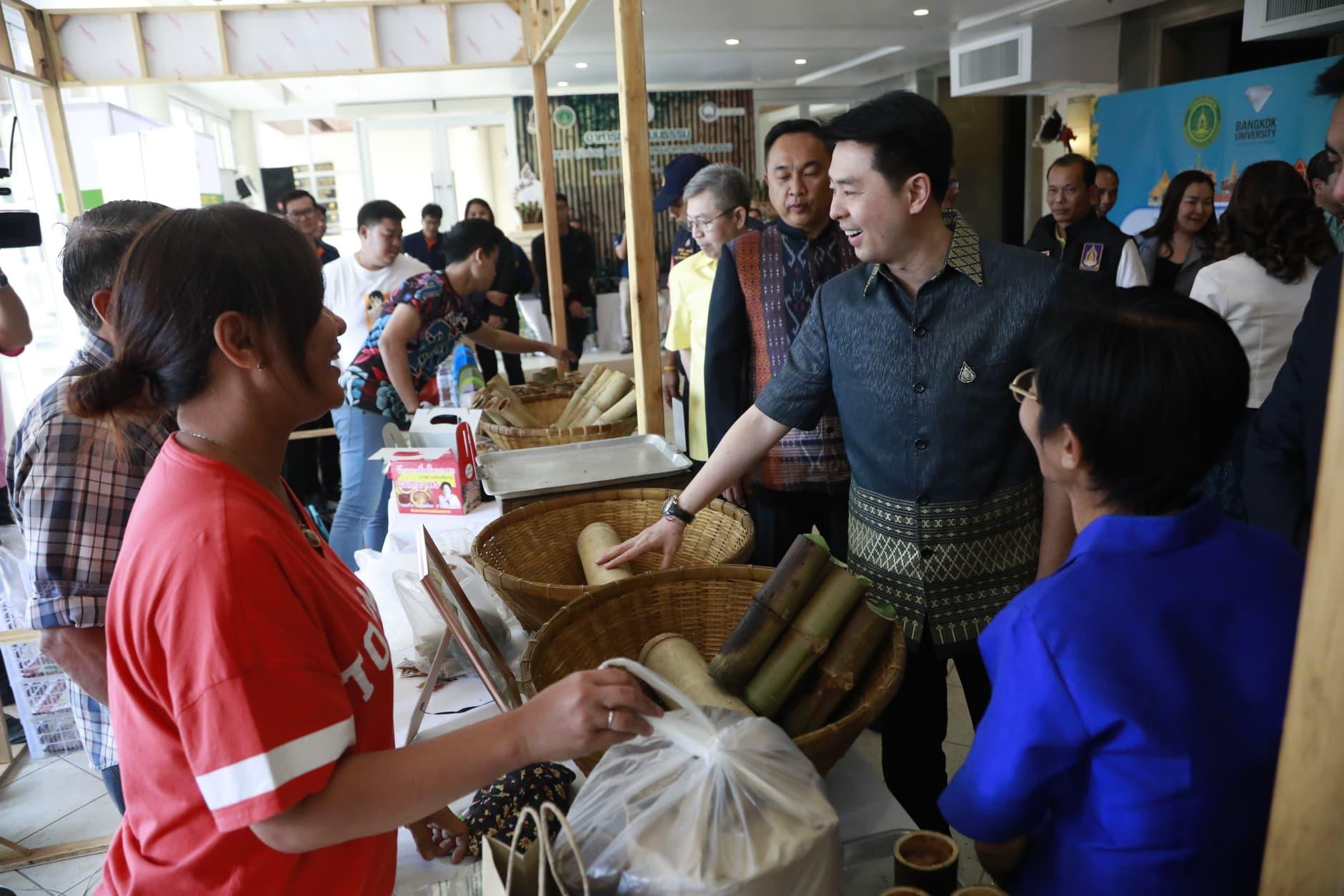 """ก.วัฒนธรรมนำร่อง เลือก""""ข้าวหลามหนองมน สับปะรดศรีราชา หมึกแดดเดียวเกาะสีชัง"""" เป็นอาหารทางวัฒนธรรมไทย"""