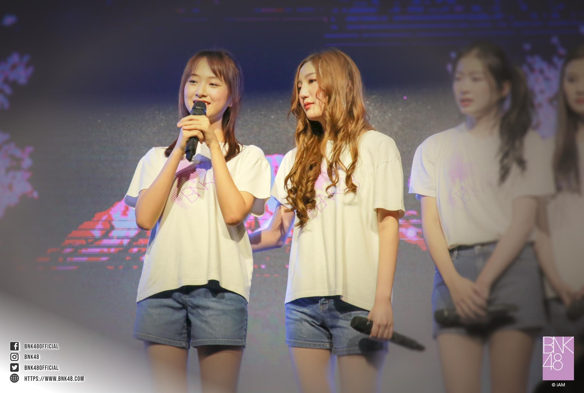"""""""แนทเธอรีน-อุ้ม"""" ประกาศออก BNK48 รับเจ็บปวดสุด แต่ถึงเวลาตื่นจากฝันแล้ว"""