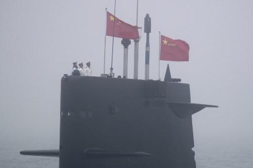 """""""JARI"""" เรือรบไร้คนขับลำแรกของโลกที่สามารถปฎิบัติการโจมตีเรือรบและเรือดำน้ำ รวมทั้งต่อต้านอากาศยาน (แฟ้มภาพเอเอฟพี)"""