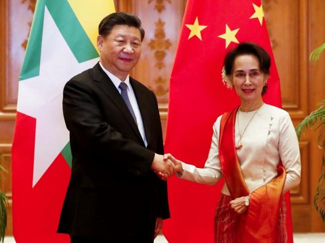 จีน-พม่าเซ็นข้อตกลงชุดใหญ่ครอบคลุมรอบด้านรวม 33 ฉบับ
