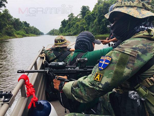 ผู้การนาวิกโยธิน กองทัพเรือ สั่งคุมเข้มทางบกและทางน้ำ รับ ครม.สัญจร ครั้งที่ 1/2563