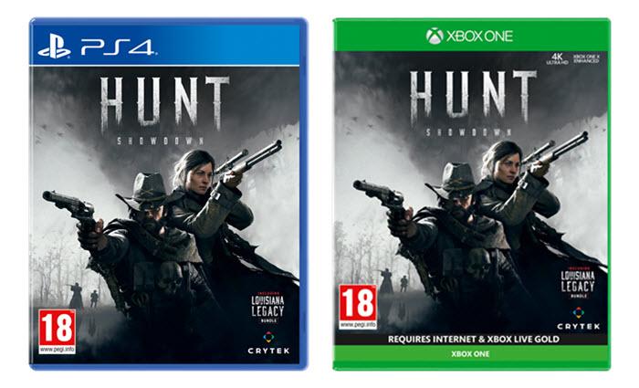 """""""Hunt Showdown"""" เตรียมจำหน่ายบนคอนโซลในไตรมาสแรกปีนี้!"""