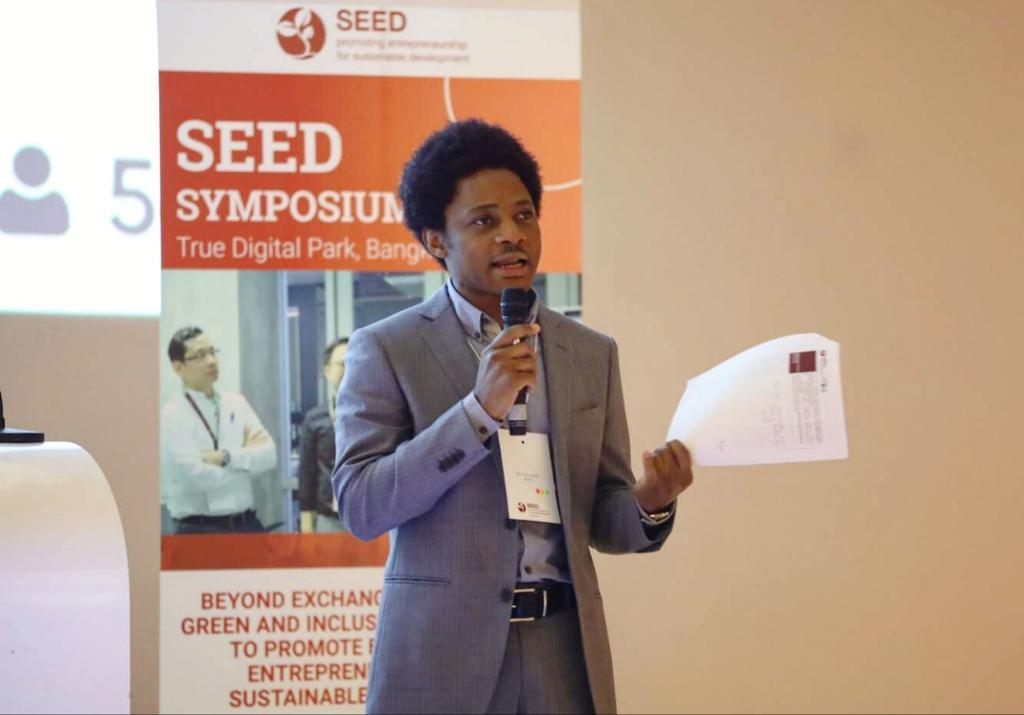 ดร.เลวิส อาเคนจิ ผู้อำนวยการ SEED
