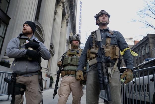 กลุ่มสมาชิกรณรงค์สิทธิการครอบครองอาวุธปืน