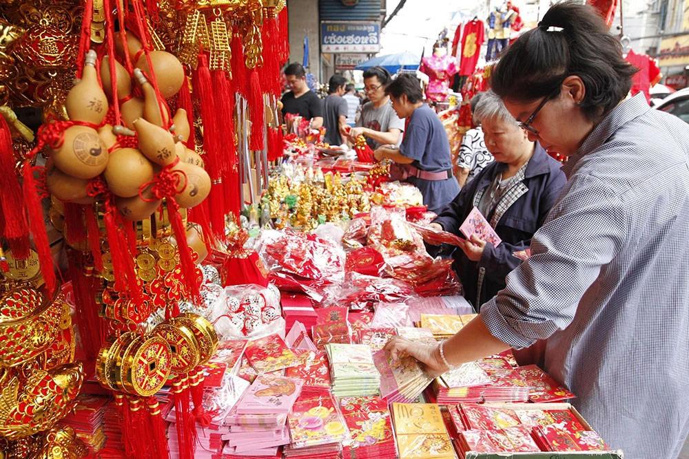 ตรุษจีน หรือ วันปีใหม่จีน เทศกาลสำคัญของชาวจีนทั่วโลก