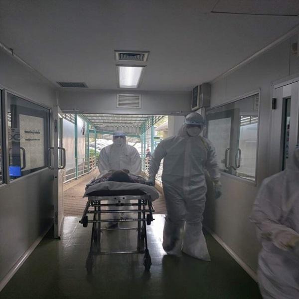 รพ.ศูนย์นครปฐม พบผู้ต้องสงสัยป่วยโรคปอดอักเสบจากเชื้อไวรัสโคโรนา