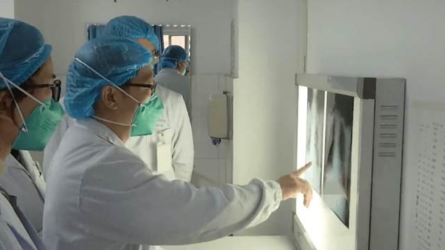จีนพบบุคลากรทางการแพทย์ติด 'ไวรัสโคโรนา' 15 ราย