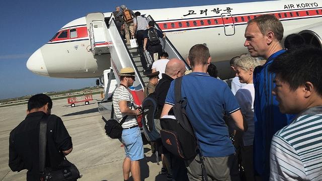 """เกาหลีเหนือจ่อแบนนักท่องเที่ยวต่างชาติทั้งหมด หวั่น """"ไวรัสอู่ฮั่น"""" ระบาด"""