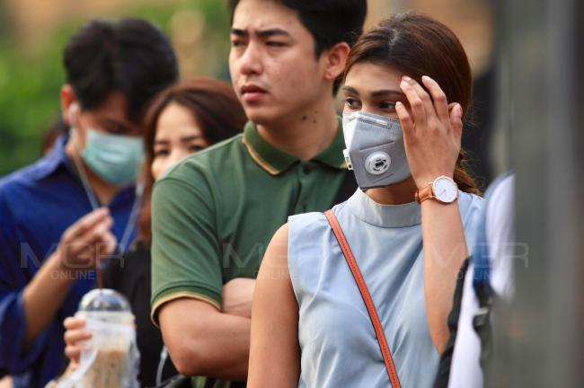 สธ.เล็งตรวจมาตรฐานหน้ากากกันฝุ่น PM 2.5 ราคาถูก แจ้ง พณ.ราคา N95 ไม่ควรเกิน 30 กว่าบาท
