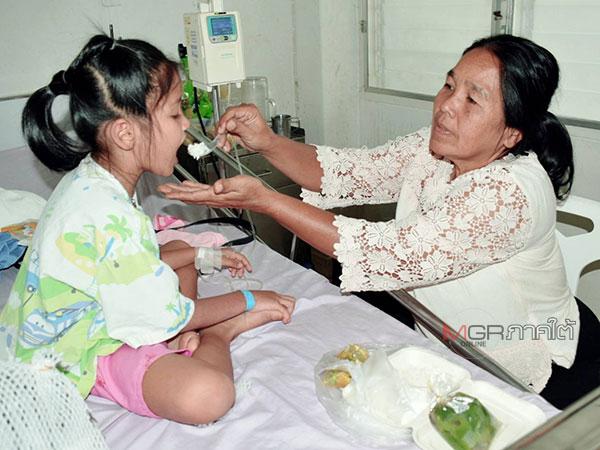 ผู้ป่วยได้กินแล้วมื้อแรก รพ.มะนังเร่งจัดหาอาหาร หลังถูกกระแสวิพากษ์วิจารณ์หนัก