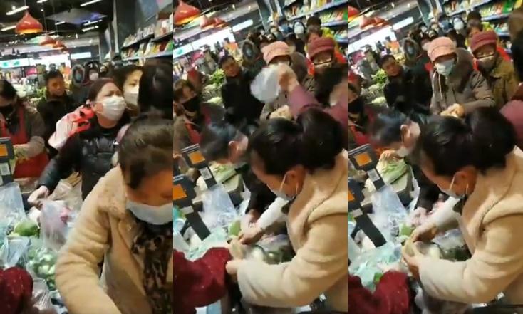 In Clip: จีนสั่งปิดตายเมืองที่ 2 กันโคโรน่าไวรัสระบาด - ชาวอู่ฮั่นแห่แย่งกักตุนอาหาร-ต่อคิวเติมน้ำมัน