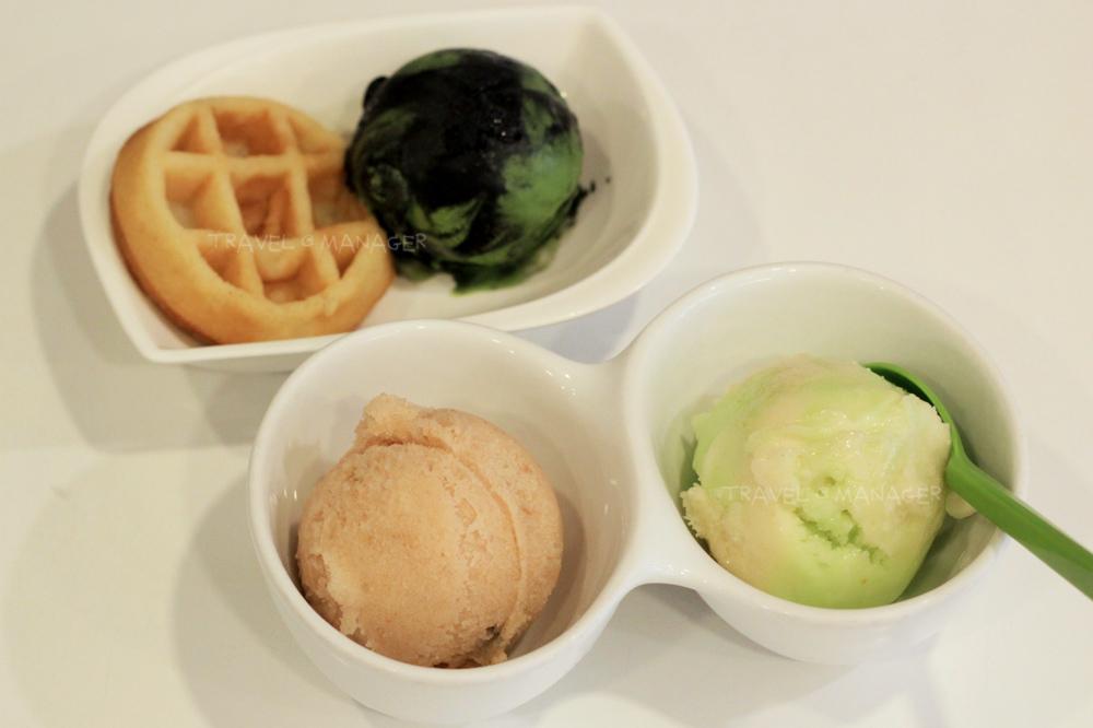 ไอศกรีมโฮมเมดชวนชิม