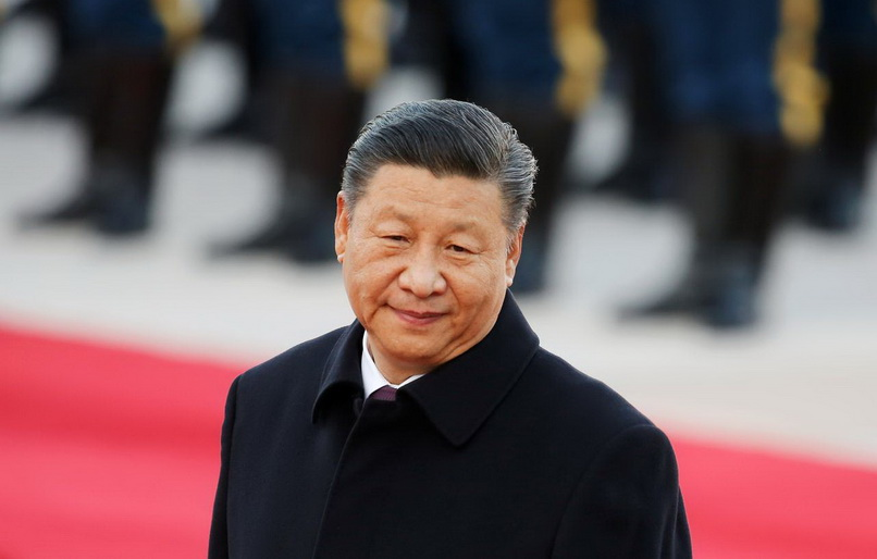 ประธานาธิบดี สี จิ้นผิง ของจีน