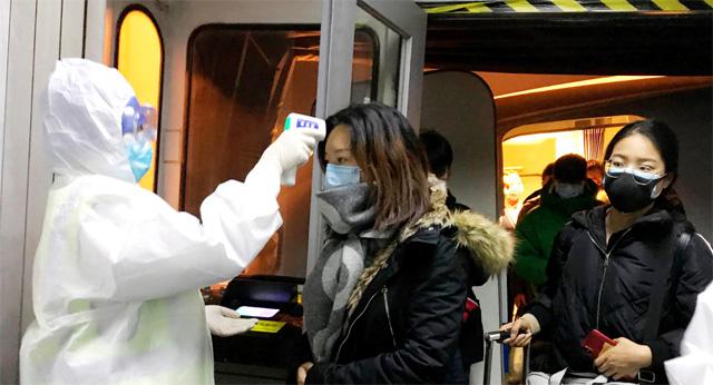 """ญี่ปุ่นพบผู้ติดเชื้อ """"ไวรัสอู่ฮั่น"""" รายที่ 2 หน้ากากอนามัยเร่งผลิต 24 ชม."""