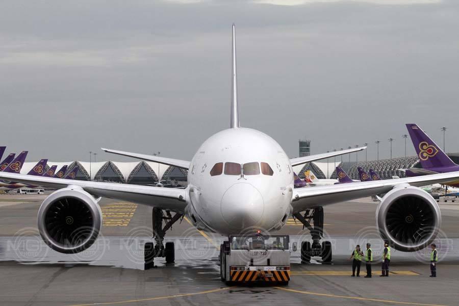 """""""การบินไทย"""" ยกเว้นค่าธรรมเนียมการเปลี่ยนแปลงเที่ยวบินไป-กลับ ประเทศจีน จากเหตุไวรัสโคโรนาระบาดหนัก"""