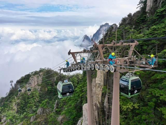"""แหล่งท่องเที่ยวดังในจีนทยอยปิด 'ภูเขาหวงซาน'ปิดรับนักท่องเที่ยว ยับยั้งไวรัสโคโรนาระบาด ตามหลัง """"พระราชวังต้องห้าม"""" และ """"เซี่ยงไฮ้ ดิสนีย์"""""""