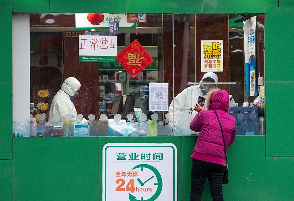 ภาพจากเพจ : China Xinhua News