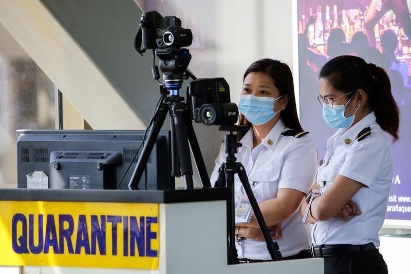 """ฟิลิปปินส์งดออก """"วีซ่า ณ ปลายทาง"""" ให้ชาวจีน หวั่นไวรัสเข้าประเทศ"""