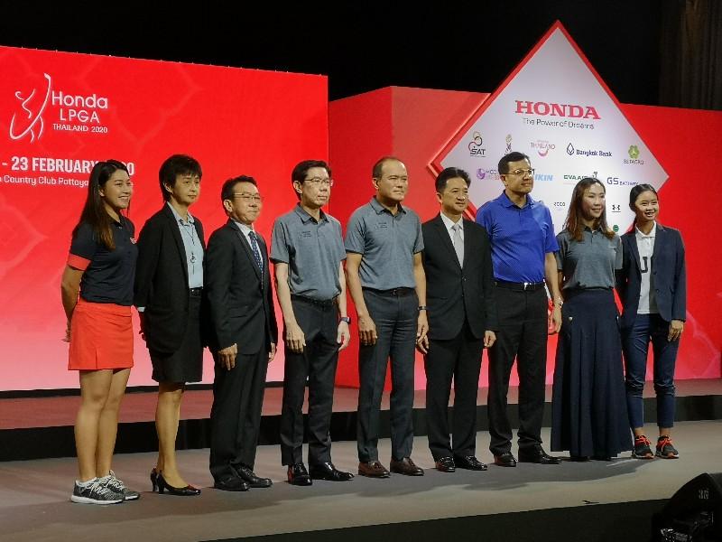 """""""โค จิน ยัง"""" มือ 1 โลก ร่วมดวลสวิง """"ฮอนด้า แอลพีจีเอ ไทยแลนด์ 2020"""""""