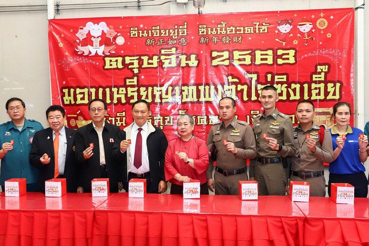 วิริยะประกันภัย ร่วมรณรงค์ลดอุบัติเหตุตรุษจีน 2563