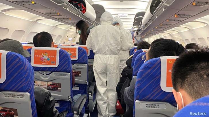 """In Clip: ไวรัสโคโรน่าเป็นเหตุ! สายการบินทั่วโลกพร้อมใจ """"ยกเลิกบิน-ลดจำนวนเที่ยวไปจีน"""""""