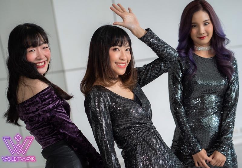 """Violet Wink ปล่อย MV """"Breathing"""" จ่อโชว์ Idol Expo 2020 ต่อด้วยเดบิวท์ 15 ก.พ."""
